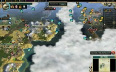 Civilization 5 Conquest of the New World Iroquois Deity 2 - Maya failing early