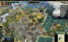 Civilization 5 Conquest of the New World Iroquois Deity 2 - Cusco