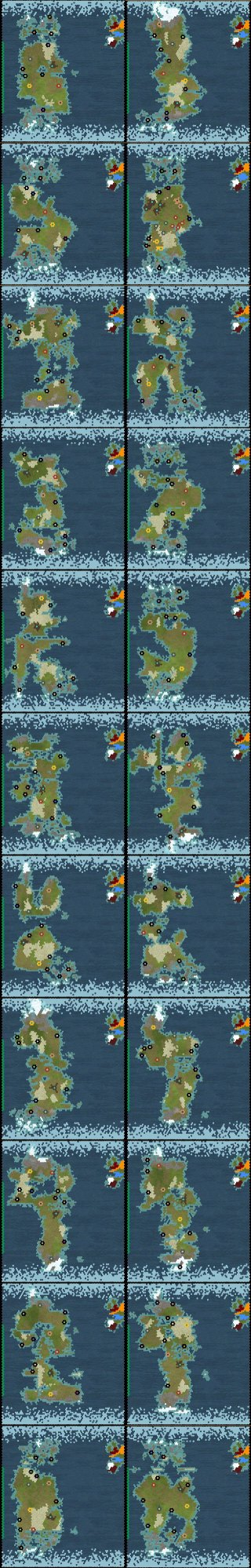 Conquest of the New World League of Extraordinary Hoyanehs Steam Achievement - Failed Maps