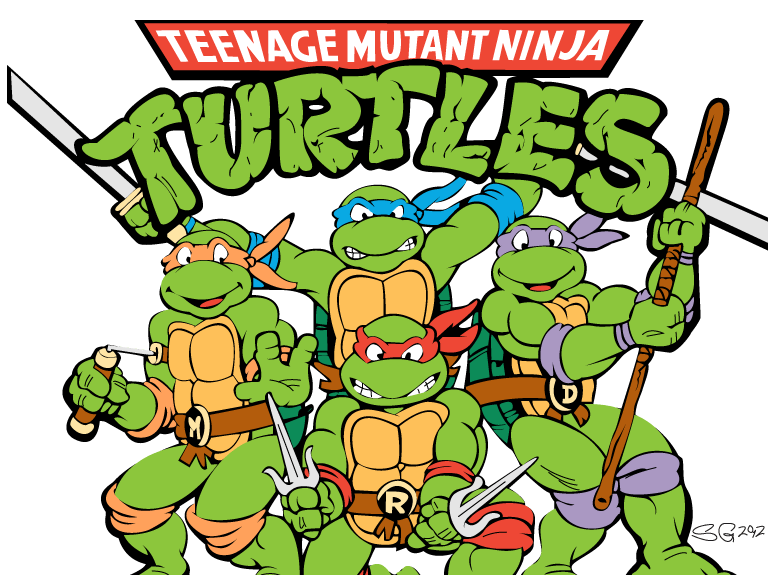 Pizza Party Steam Achievement refers to the Teenage Mutant Ninja Turtles comic book franchise
