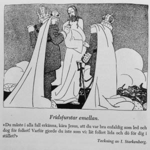 naggen enfaldig jesus