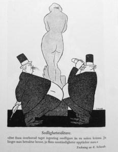 naggen naken kvinna