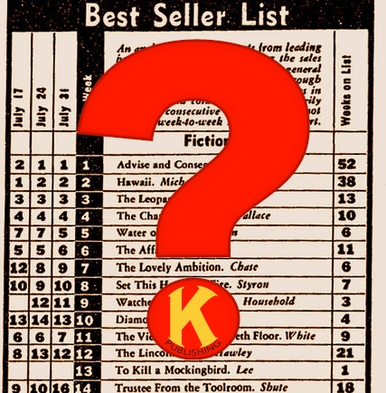 The TRUTH About the New York Times Best Seller List
