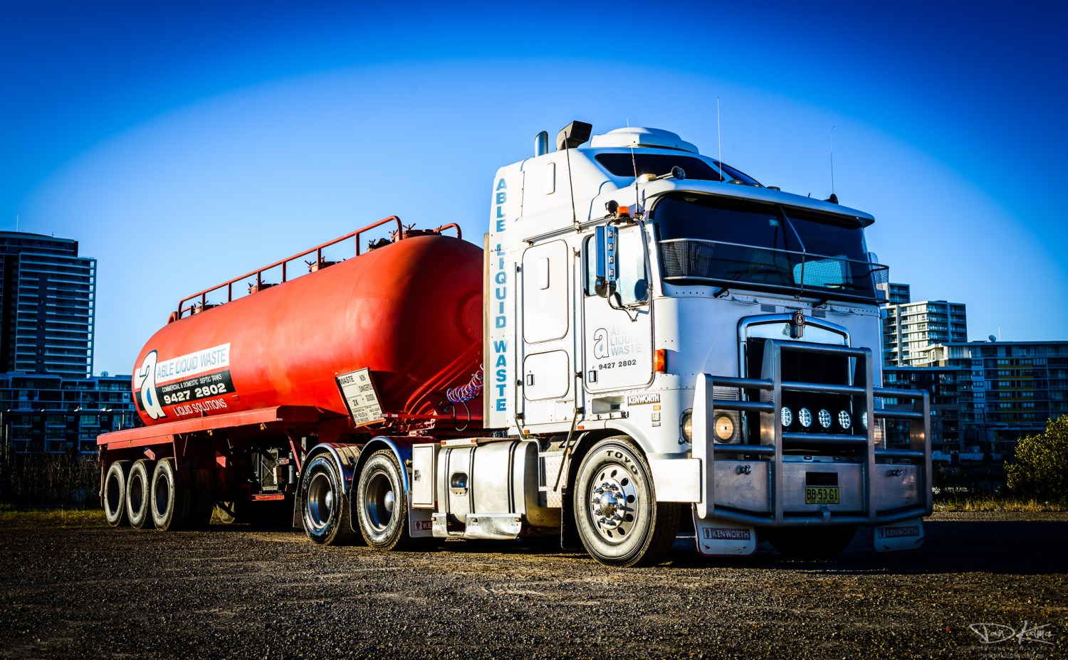 able liquid waste new south wales australia dan kalma photography truck