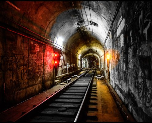 Sydney Tunnels trains underground new south wales australia dan kalma photography