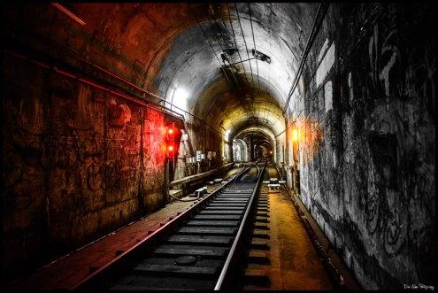 Sydney Tunnels trains underground new south wales australia dan kalma photography