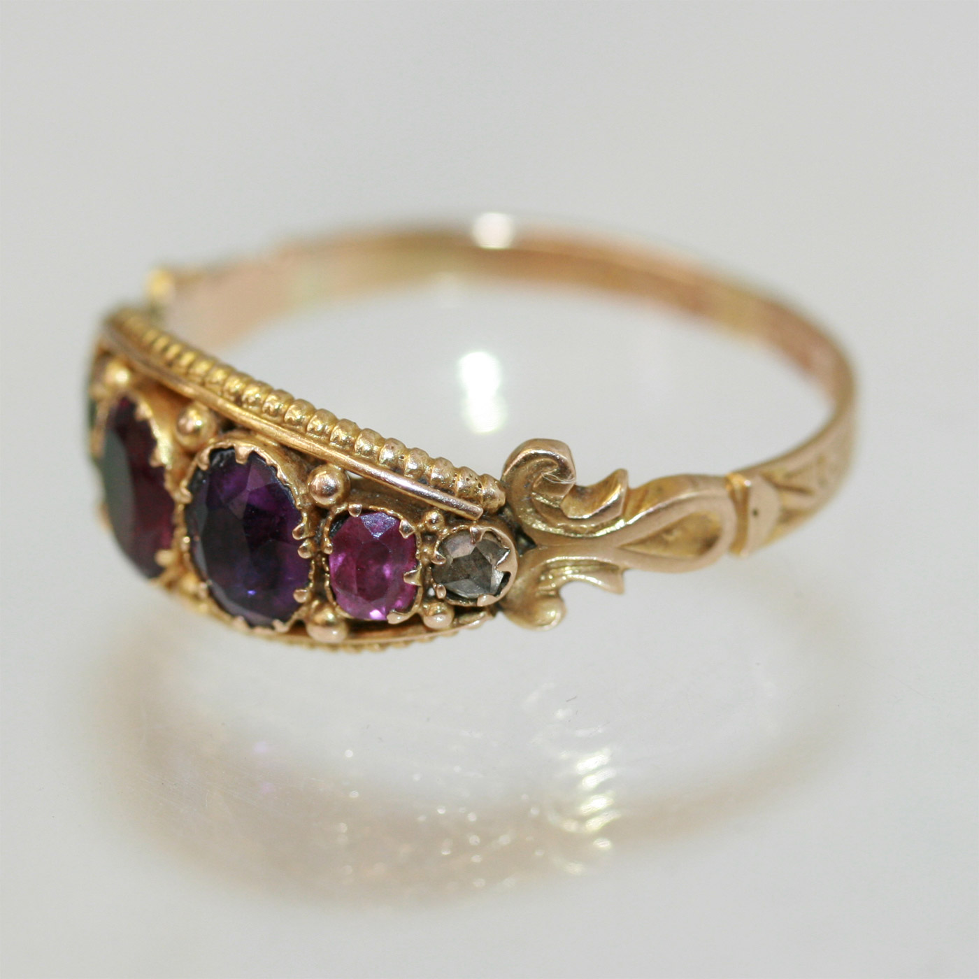 Buy Antique Victorian REGARD Ring Sold Items Sold Rings