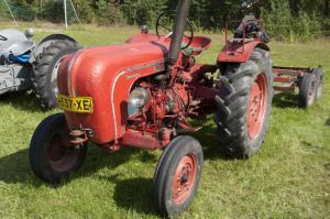 Kopittomien traktorien kokoontumisajot 13.8.2011