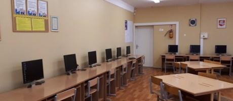 Atnaujintas IT kabinetas