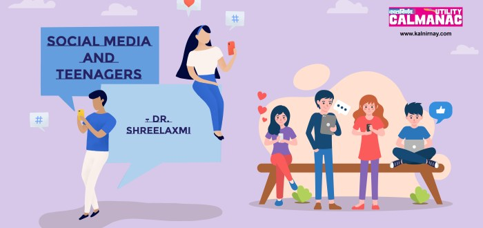 Social Media | The impact of social media on the youth | Social Media articles for students | Social Media and teenagers facts