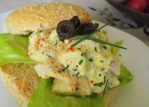 Egg Salad Revisted