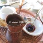 Greek Coffee (Ελληνικός-καφές)