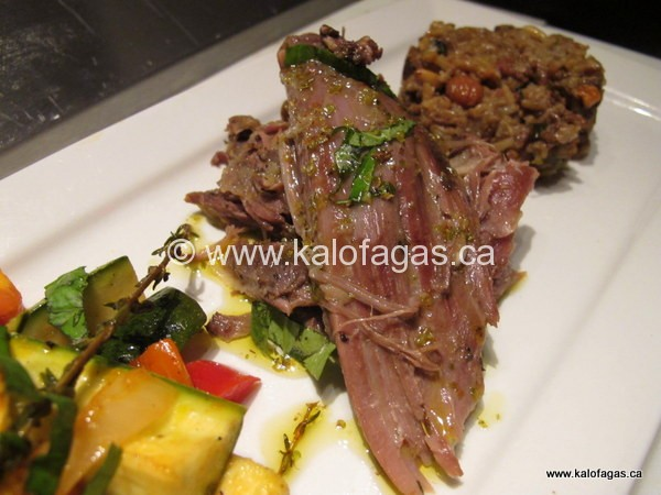 Kalofagas Greek Supper Club – An Evening in the Cyclades (Recap)