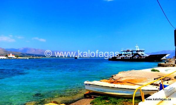Elafonissos, southern Peloponnese