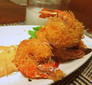 Kataifi Shrimp
