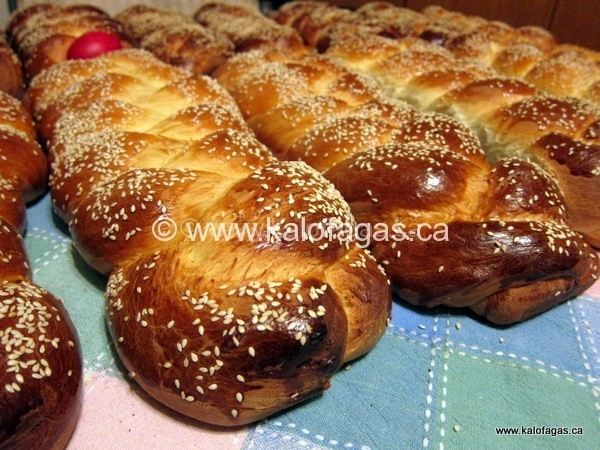 ... Greek Easter Workshop Greek Easter Baking Class on April 17th Greek