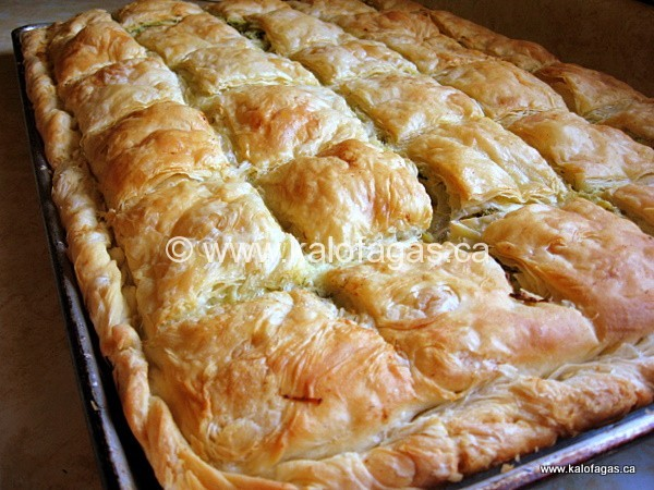 Phyllo From Scratch September 24th