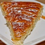 Galatopita, A Ruffled Milk Pie