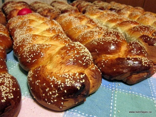 Greek Easter Baking Class – Montreal