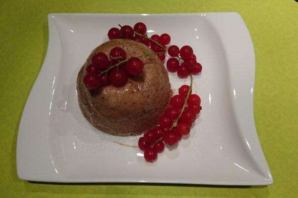 Tassenkuchen aus Protein
