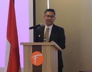 Ketgam : Walikota Kendari Zulkarnain Kadir