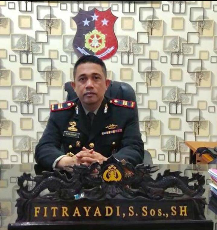Ketgam : Kasat Reskrim Polres Konsel, IPTU Fitrayadi