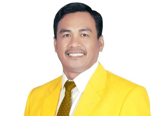 Ketgam : Ketua Bapilu Golkar Konsel Budi Sumantri