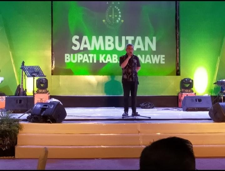 Wakil Bupati Konawe Gusli Topan Sabara