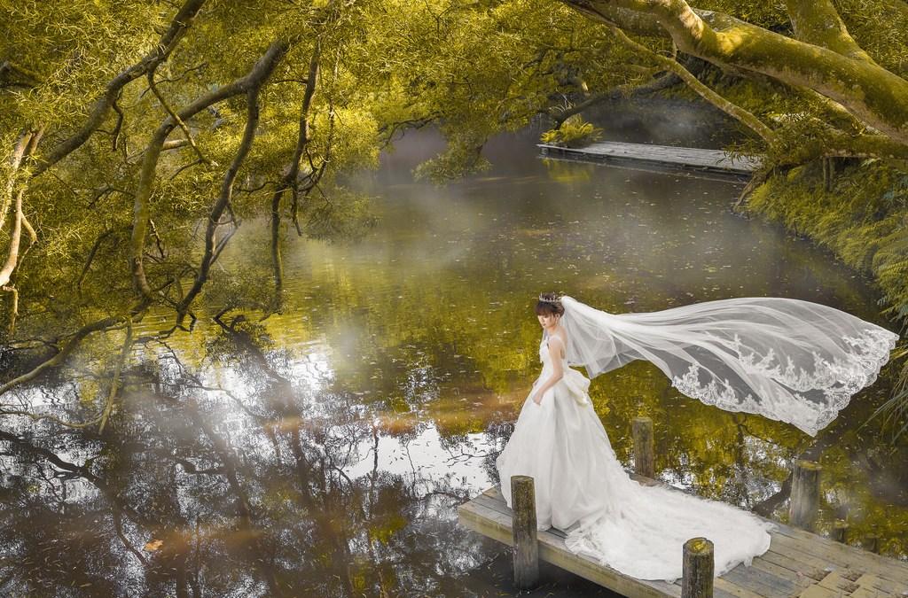 桃園婚紗 | 格林婚紗基地 | 自助婚紗