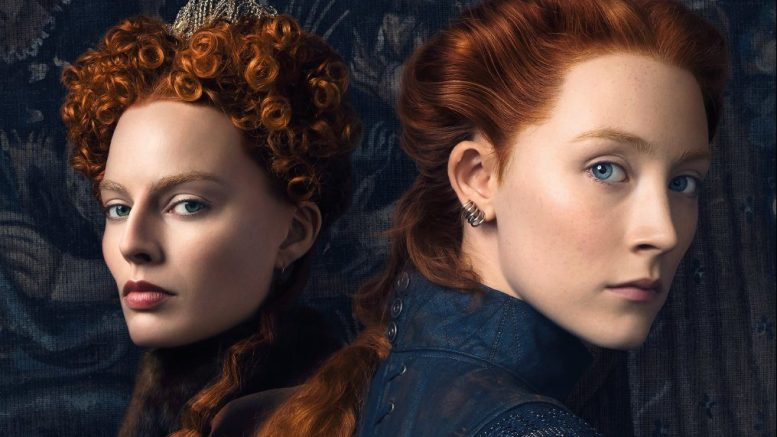 'Mary, Queen of Scots' movie poster
