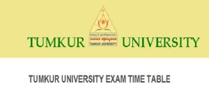 Tumkur university time table 2018 2nd 4th 6th sem ba b sc for Bu time table 6th sem