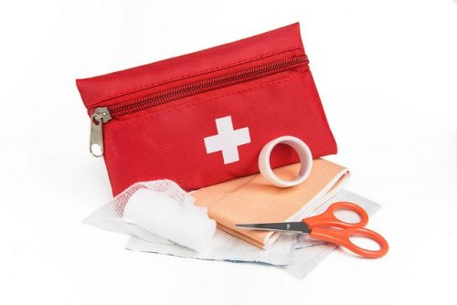 First Aid Kit_, travel accessories