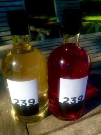 239 Mixer bottles