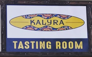 New Kalyra sign at Helix