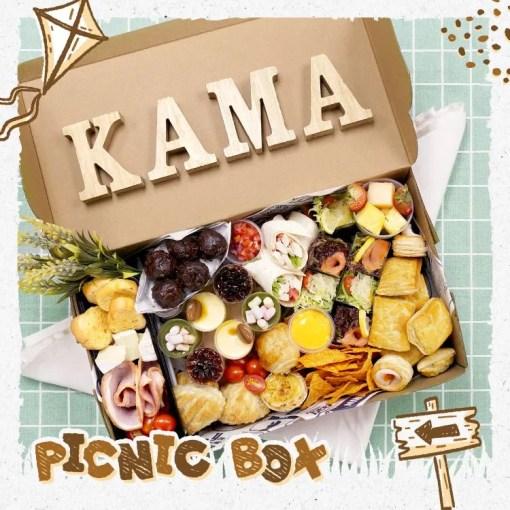 適合5人享用的Kama野餐盒 多人到會外賣套餐 Kama Delivery