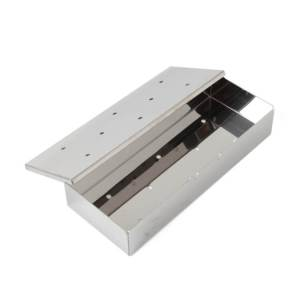 Kutijica za dimljenje (smoker box) za drvca koja daju aromu dimljenom mesu