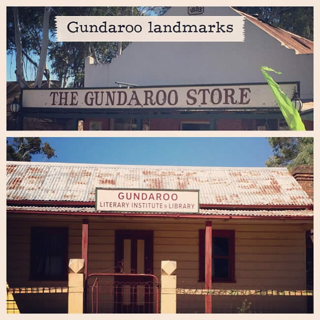 two gundaroo stores