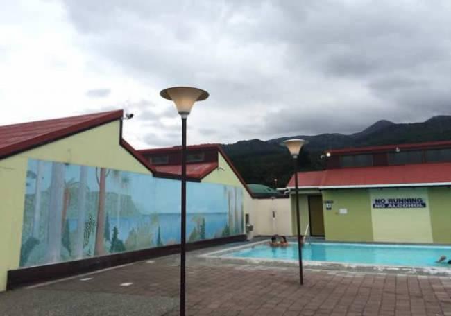 Big thermal pool
