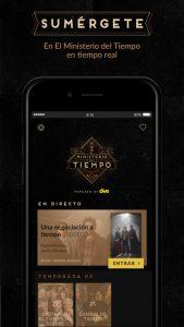 El Ministerio del Tiempo Dive, contará con una app con información contextual en tiempo real sobre la serie