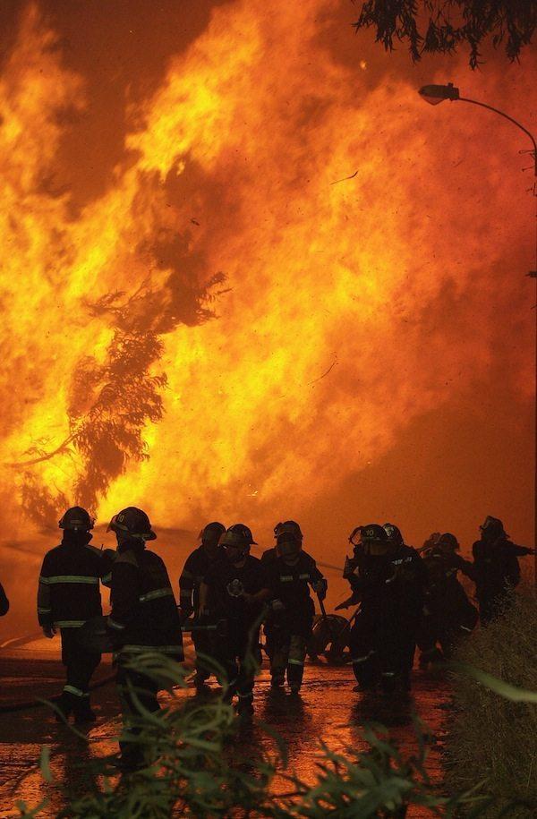 Un nuevo software mejora el índice de prevención de riesgo de incendios