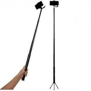 el palo de selfie