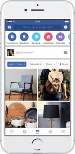 Marketplace de Facebook/EFE