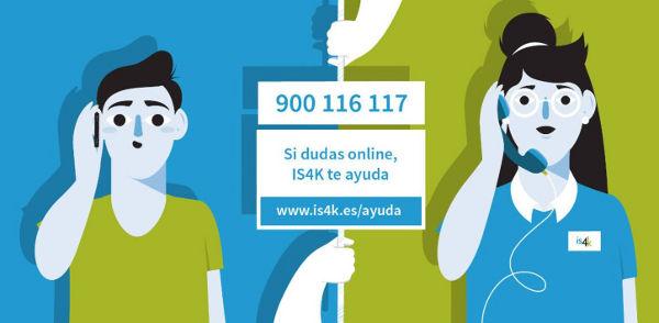 """El Gobierno anima a los menores a """"desterrar el ruido de internet"""" para protegerse"""