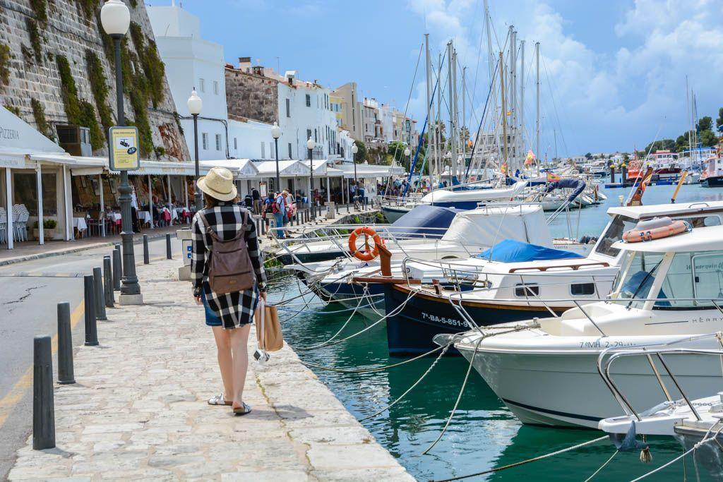 Una ruta imprescindible por la Ciutadella de Menorca