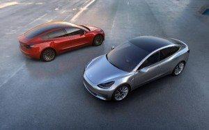 Coches de Tesla/Imagen cedida/EFE