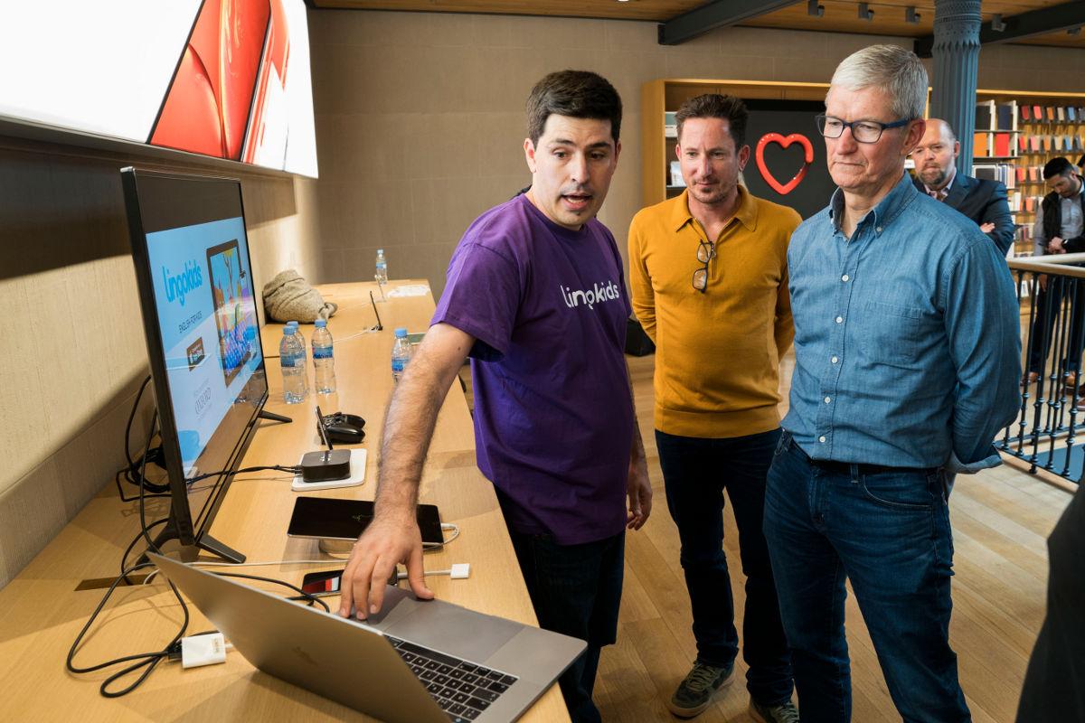 Tim Cook (Apple): Si no protegemos datos crearemos una sociedad donde no querremos vivir