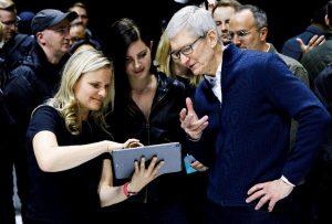iPad Pro y MacBook Air: Más pantalla