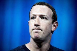 El fundador de Facebook, Mark Zuckerberg EFE/ Etienne Laurent
