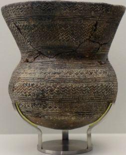Vaso campaniforme de La Rambla, Museo de Córdoba (Fotografía: R. Risch)