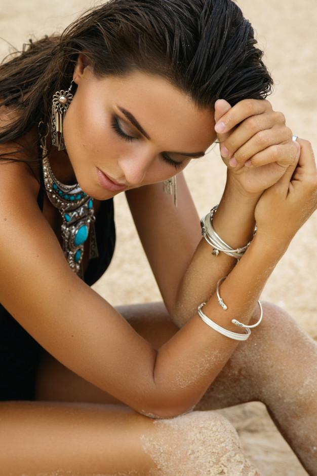 Cómo sacar el máximo partido a tus joyas en verano